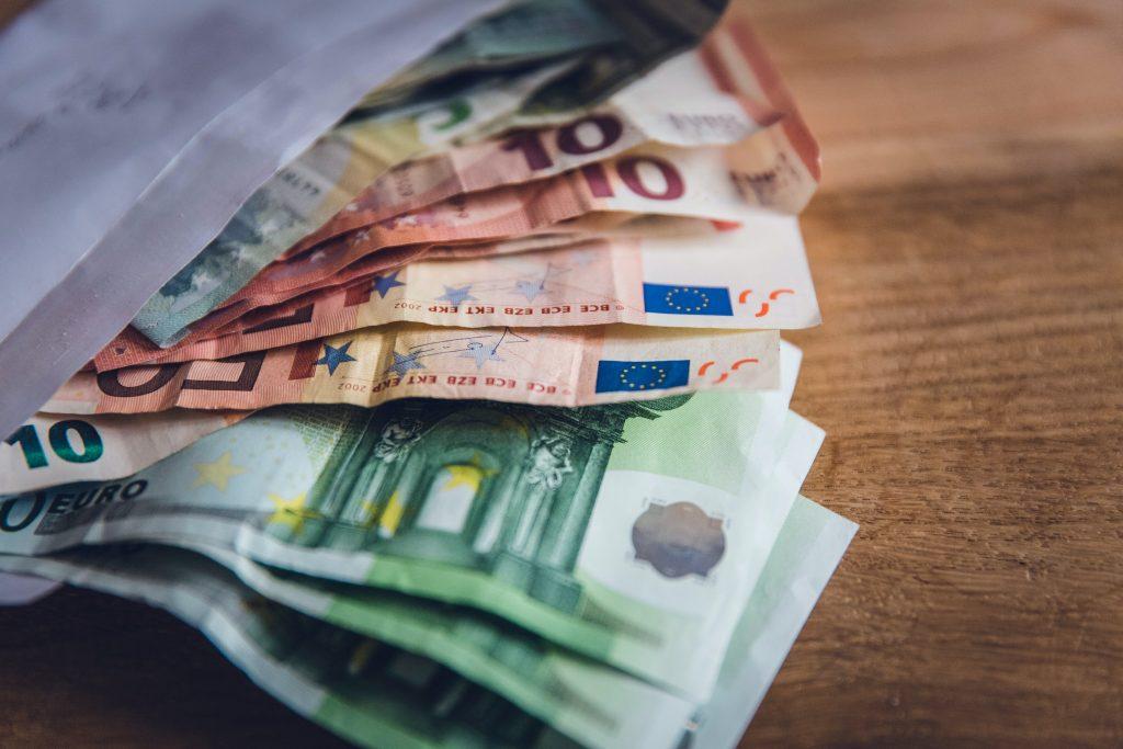 Billets d'euros
