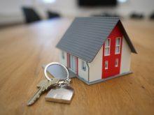 Maison et clés de maison
